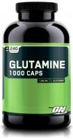 Optimum Nutrition Glutamine 240 капсул