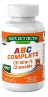 Nature's Truth ABC Complete Children's Multivitamin 60 таб